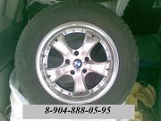 Продам колеса от BMW X5
