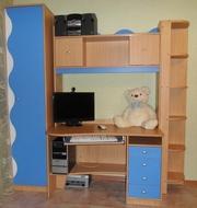 Мебель для детской «Ручеек-2»,  пр-во