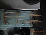 костыли деревяные  в отличном состоянии  за 350 рублей,  использовалис