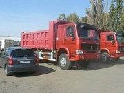 СамосвалХово,  Howo в Омске ,  6х4 25 тонн ,  2300000 руб в наличии.