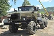 Урал 55571 шасси