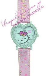 Часы Hello Kitty,  Barbie,  Betty Boop,  Hot Wheels,  Sponge Bob,  Dora