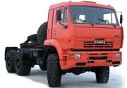 седельный тягач КамАЗ-65221-020