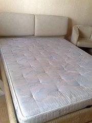 комплект мебели,  2-х местная кровать,  кресло