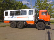 вахтовый автобус НЕФАЗ-4208-11-13