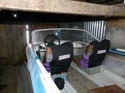 Продам лодку Обь-3 с ПЛМ HONDA 30