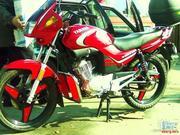 YBR 125 мотоцикл