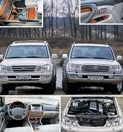Приобретаем  Lexus RX,  GX,  LX,  BMW X5,  Toyota Land Cruiser