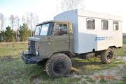 Продам ГАЗ-66,  оборудованный ЛВИ-1