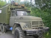 Зил-131 МТО-АТ-М1 (ПАРМ- 4920) с хранения   на стоянке