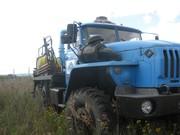 Продам спецтехнику АДПМ-12/150 на базе шасси Урал