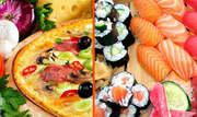 ГОТОВЫЙ БИЗНЕС- Доставка пиццы и японской кухни
