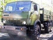 Камаз -4310 с хранения