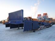 Продаю трал CIMC 40 тонн 3 оси низкорамник
