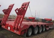 Продаю трал 90 тонн 4 оси 3м ширина