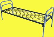 Кровати металлические для строителей,  рабочих,  общежитий,  пансионатов