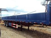 Продаю Бортовой полуприцеп-контейнеровоз «CIMC» CSQ9300DY