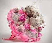 Оригинальный подарок! Очаровательные букеты из игрушек!