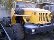 Усиленное шасси Урал 55571 с ЯМЗ-238М2