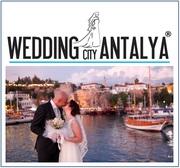 Свадебная церемония в Анталии