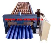 Оборудование по производству профнастила С10 и С21 и металлочерепицы