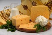 Сыр,  сырные продукты и сухое молоко
