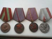 медали значки советского периода