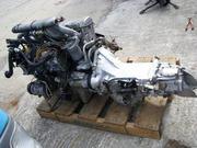 Контрактные двигатели коробки передач механика и автоматические