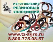 кольца резиновые для хризотилцементных напорных муфт сам