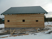 Строительство в Тюмени. Из бруса дом,  баню ,  дачу. Цена опыт.