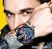 Настоящие мужские часы Diesel Brave! Хит 2017
