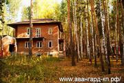 В г. Новосибирск,  на берегу реки Обь,  в живописном и экологически чист