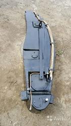 Новые алюминиевые бензобаки для мицубиси паджеро.