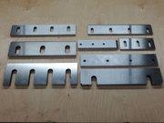 Производство ножей для дробилок от завода производителя