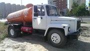 Услуги ассенизатора в Тюмени (объем 4 куб.м.)