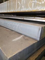 Лист конструкционный сталь 40Х,   из наличия цена,  резка в размер,  доставка