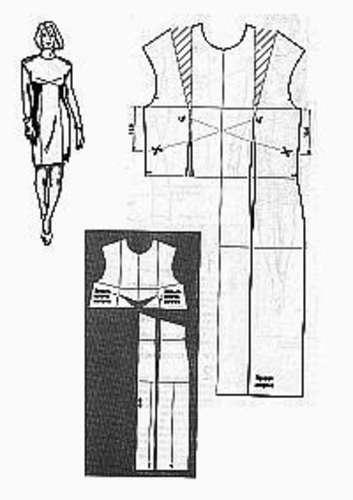 Курсы кройки и шитья(моделирование, пошив одежды). . Обучившись кроить и шить, Вы сами всегда будете потрясающе