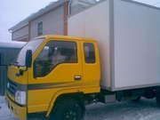 Продам BAW 1065. Изотермический фургон. 21 куб.