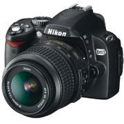 Nikon D60 kit + Nikkor f 1/8 50 mm