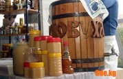 Мёд рапсово- люцерновый из Упоровского р-на Тюменской области